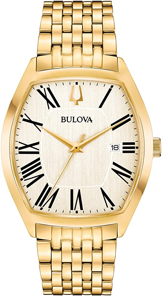 Bulova Gold Men's Watch