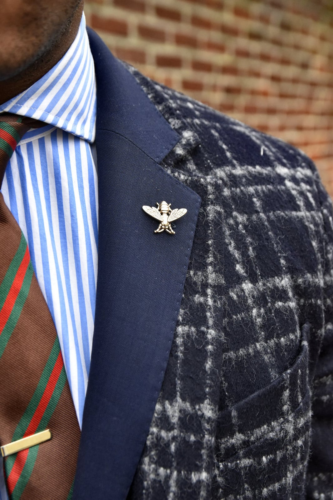 Pattern Mixing with Men's Style Pro