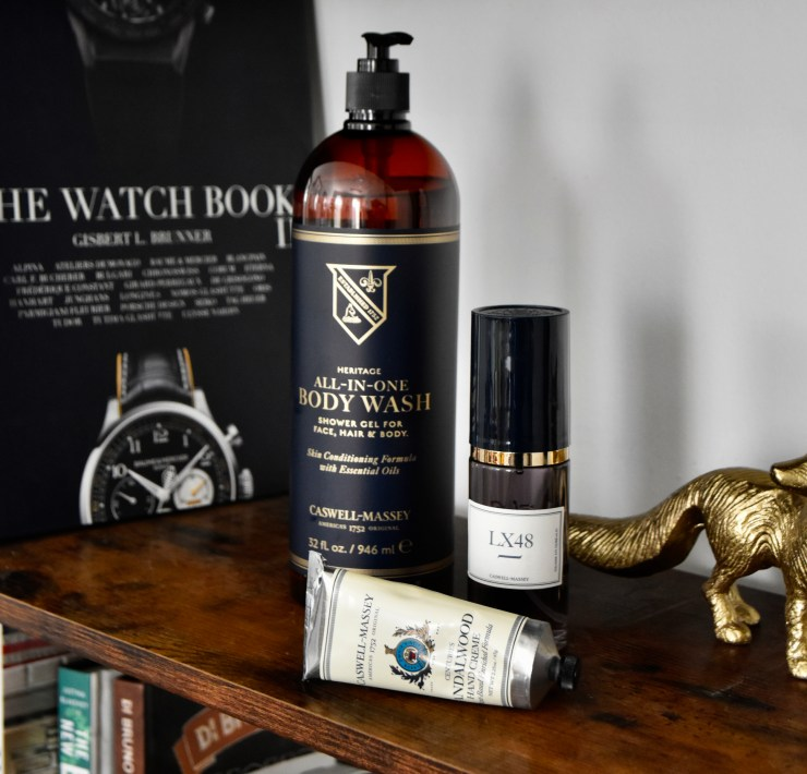 Caswell-Massey Grooming Products