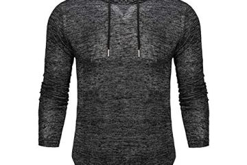 N-R Mens Hoodies 2 Piece Print Tracksuit Sport Casual Athletic Jogging Suits Sweatsuits Outfit Hoodie