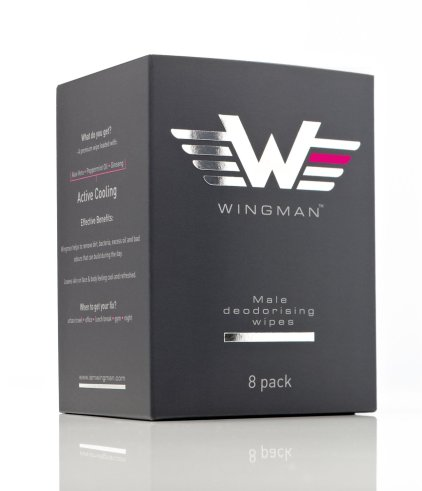 Wingman Wipes_Stocking Stuffers for Men under $10