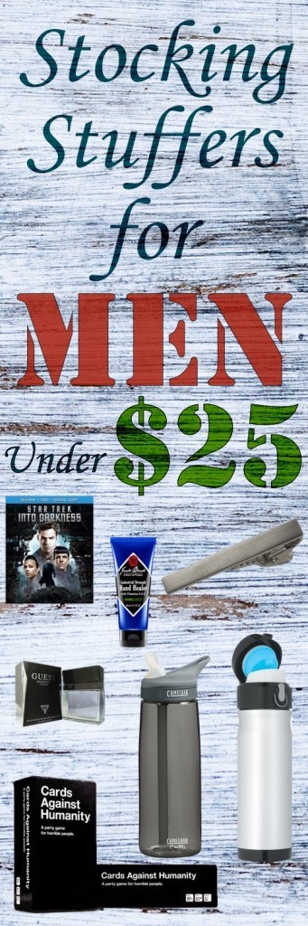 Stocking Stuffers for Men Under $25