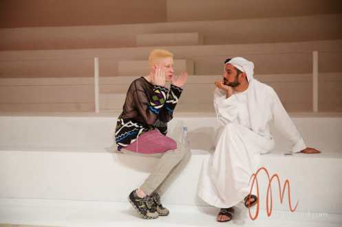 Shaun Ross - Velsvoir Maria Scard Fashion Forward Dubai Fashion Week 2014 (12)