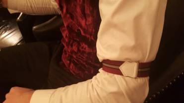 Flemings Mayfair Hotel London MenStyleFashion 2017 velvet vest (1)