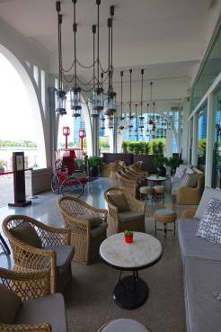 Clifford pier fullerton hotel Singapore review (4)