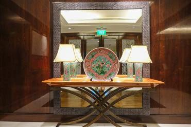 Intercontinental Singapore hotel review club (7)