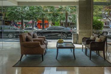 Cape House Hotel and Serviced Apartments Bangkok Review (21)