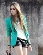 lightblue blazer