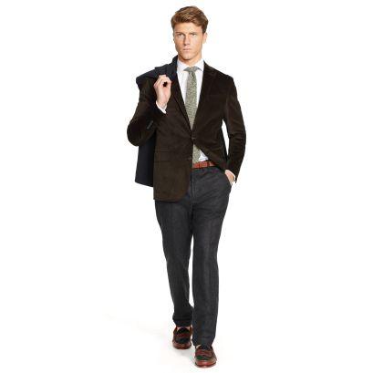 Corduroy Blazer And Corduroy Sport Coats Light color