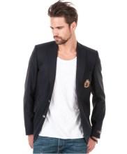 0 Trousers with blazer