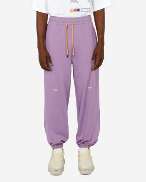 PYER MOSS College Slouch Sweatpant