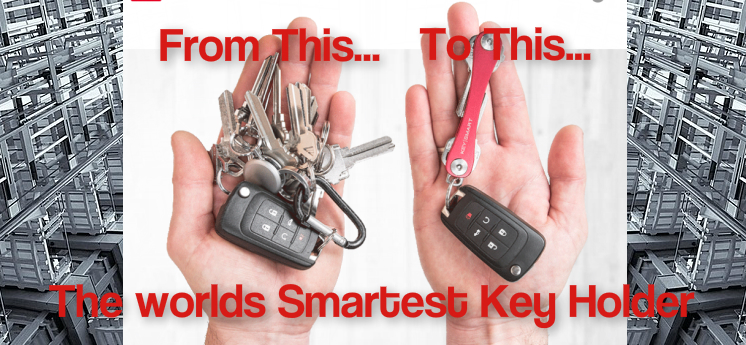 keysmart the perfect gift for him