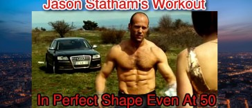 Jason Statham's workout regime