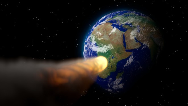 predictions for our future - asteroid strike