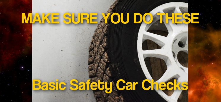 Basic car checks