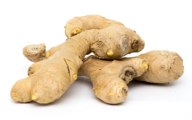 Ginger has tons of health benefits