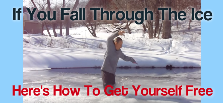 How to survive if you fall through the ice