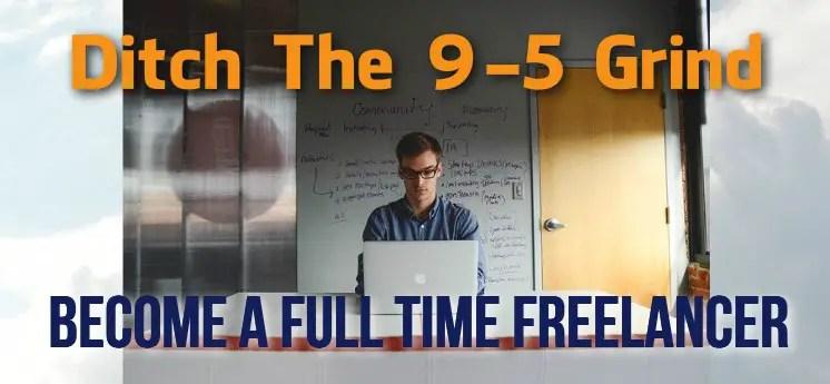 freelancing full time