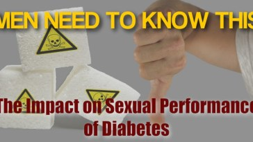Symptoms of diabetes in men