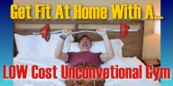How to Build a Low-Cost Unconventional Home Gym