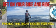 How do you find the best cycle route