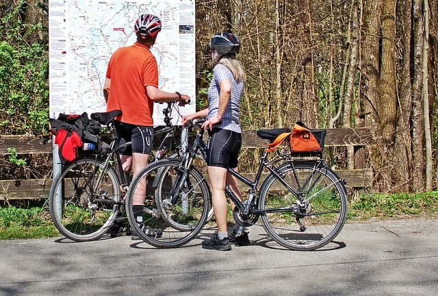 Have you joined the cycling revolution? How do you find the best cycle route?