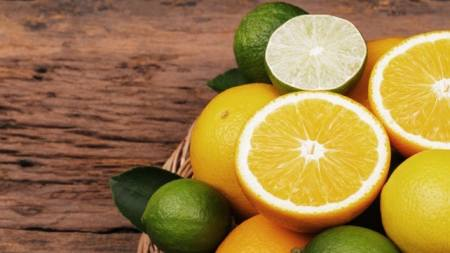 citrus fruit - powerful immune system boosters