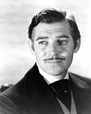 Cary Grant - grow a mustache, the pencil