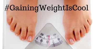 """Gaining weight is cool"" – encouraging social media movement"