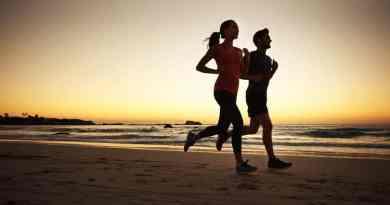 Beach running, tips and benefits