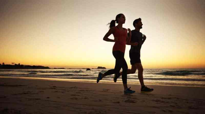 Beach running, tips and benefits