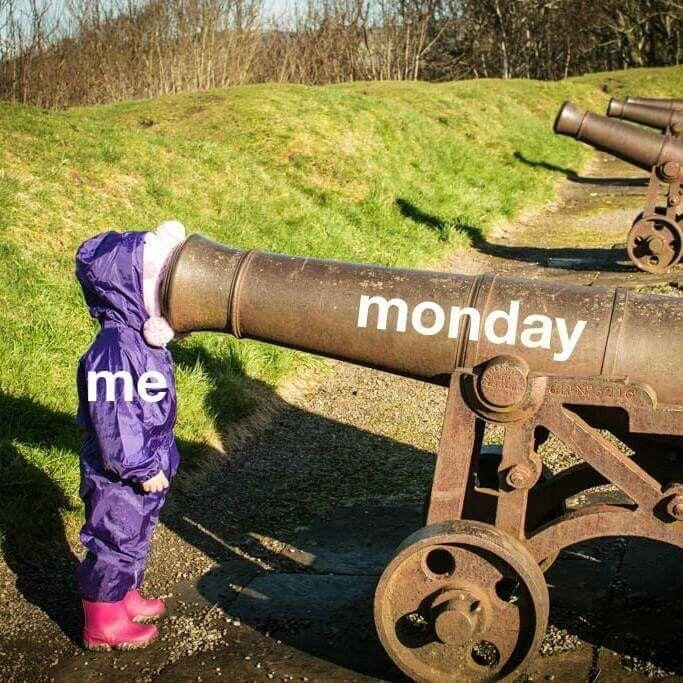 Ready for Monday