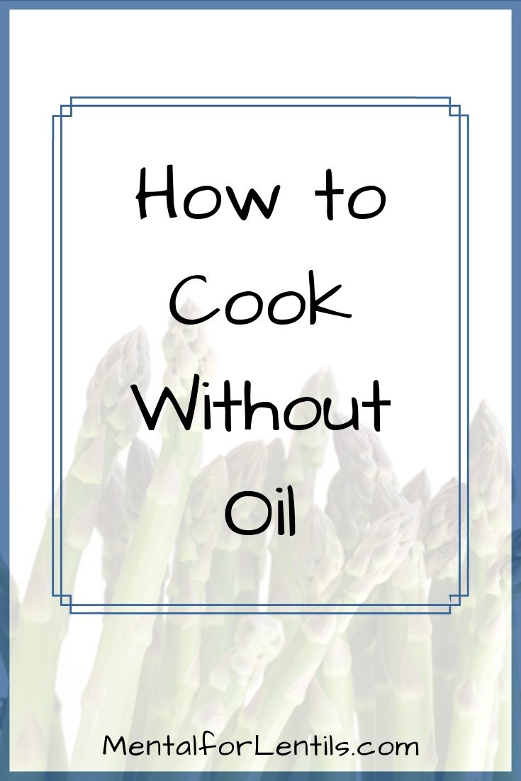 oil free cooking tips pin image 3