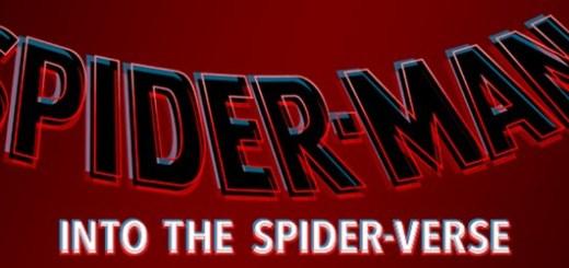 Spider-Man Into the Spider Verse Logo