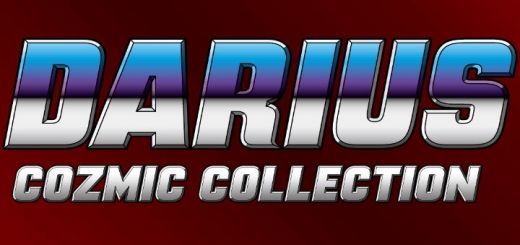 Darius Cozmic Collection Logo