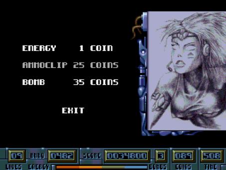 Ultracore Screenshot 02