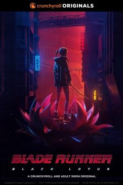 Blade Runner Black Lotus Poster