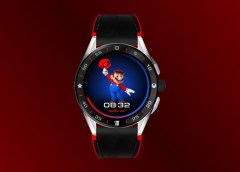 Super Mario Tag Heuer Smartwatch