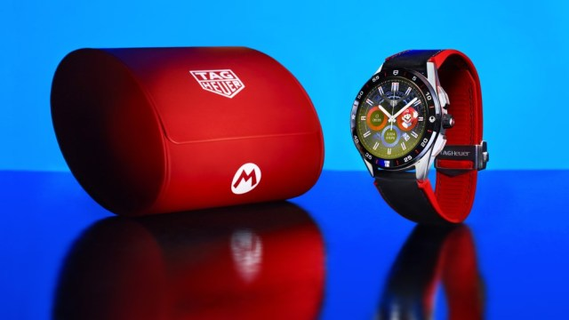 Watch and Case