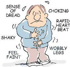 Recognise the symptoms of anxiety