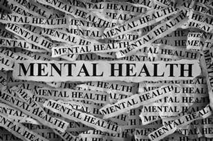 """Mental health is the state of someone who is """"functioning at a satisfactory level of emotional and behavioral adjustment""""."""
