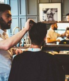 Training barbers in mental health first aid --- NHS improving access to mental health support