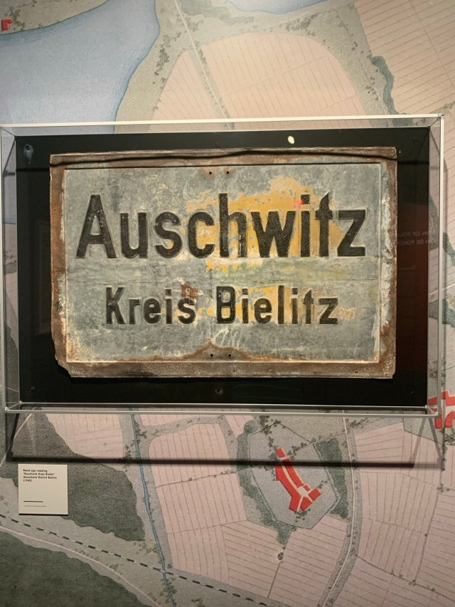 Auschwitz and the the Liberation of Ruth