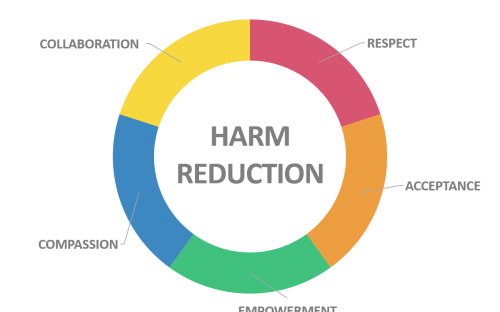 harm reduction principles