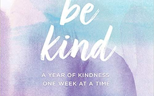 book cover: Be Kind by Melissa Burmeister and Jaclyn Lindsey