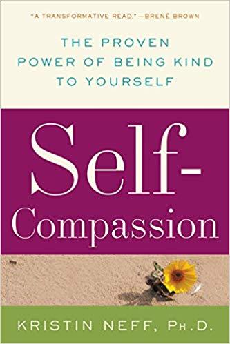 Book cover: Self-Compassion by Kristin Neff