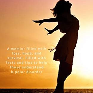 book cover: My Bipolar Mind: Surviving the Chaos by Samantha Steiner