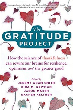 Book cover: The Gratitude Project