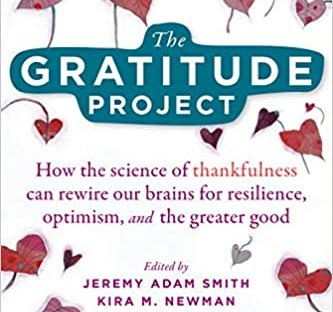 book cover: The Gratitude Project
