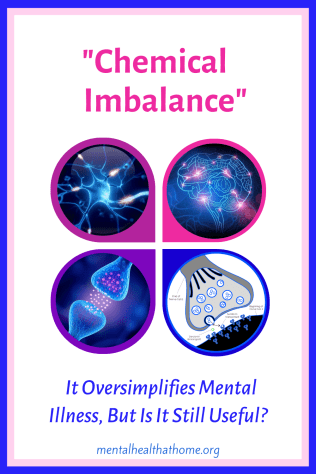 """""""Chemical imbalance"""": It oversimplifies mental illness, but is it still useful?"""